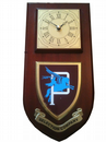 Parachute Regiment P Company Selection Regimental Wall Plaque Clock